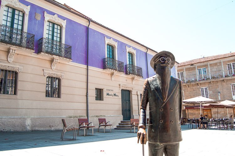 Qué ver en Pontevedra: Plaza Méndez Núñez