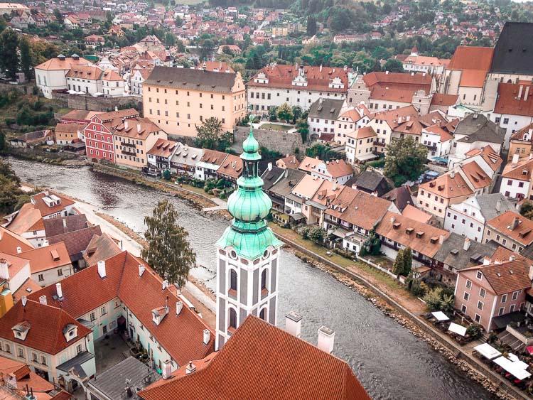 Ruta para saber que ver en República Checa en 6 días: Cesky Krumlov