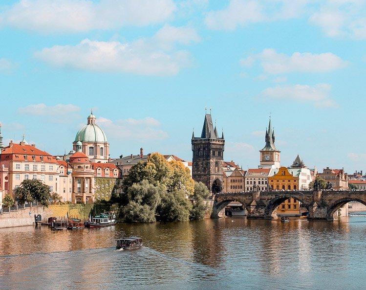Ruta para saber que ver en República Checa en 6 días: Praga
