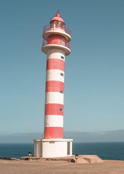 Faro Punta Sardina, Gran Canaria