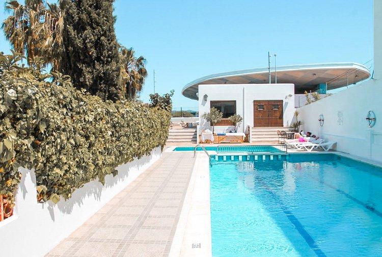 Presupuesto de viaje a Ibiza: Alojamiento