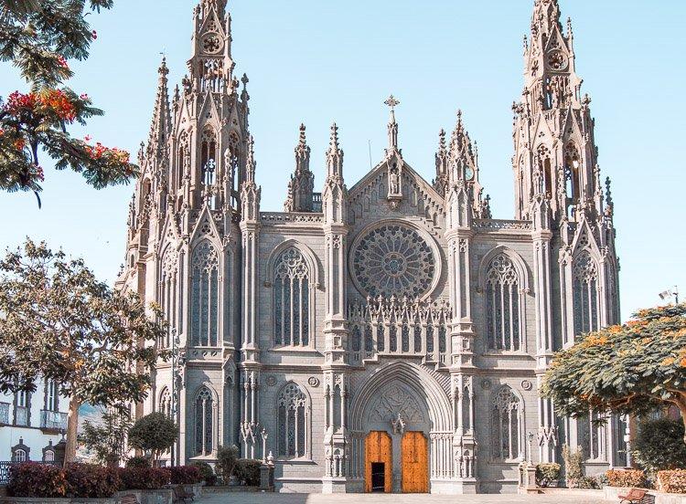 Ruta para saber qué ver en Gran Canaria en 7 días: Arucas