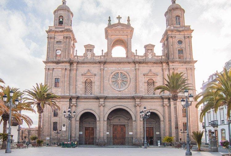 Ruta para saber qué ver en Gran Canaria en 7 días: Las Palmas
