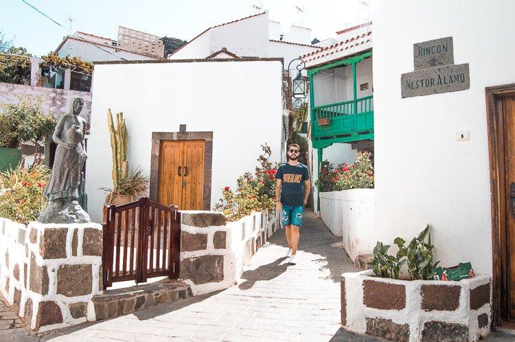 Tejeda - Ruta para saber qué ver en Gran Canaria en 7 días