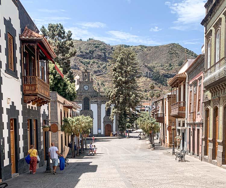 Ruta para saber qué ver en Gran Canaria en 7 días: Teror