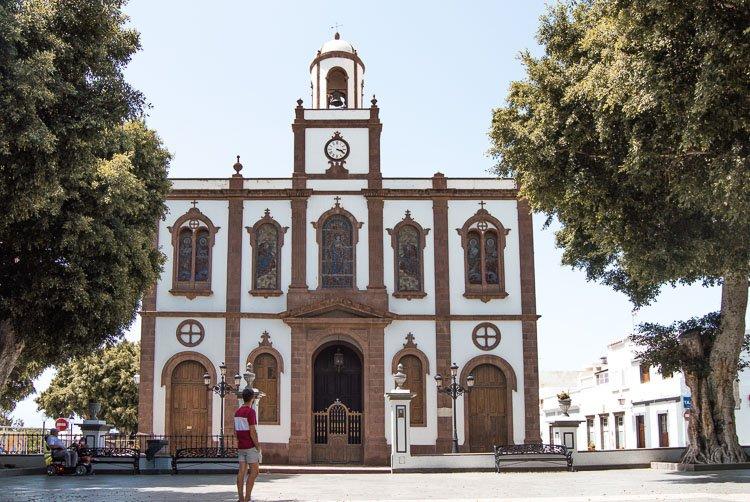 Ruta para saber qué ver en Gran Canaria en 7 días: Agaete