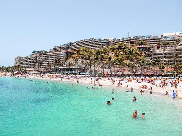 Playa Anfi del Mar, Gran Canaria