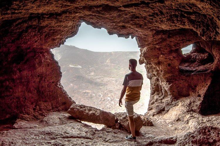 Cueva de la Audiencia, Gran Canaria