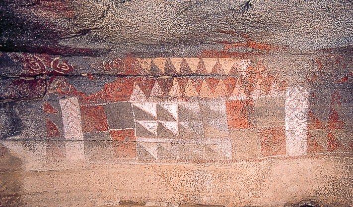 Parque Arqueológico Cueva Pintada en Galdar, Gran Canaria