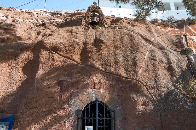 Ermita de la Cuevita en Artenera, Gran Canaria