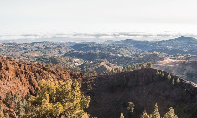 Mirador Pinos de Galdar, Gran Canaria