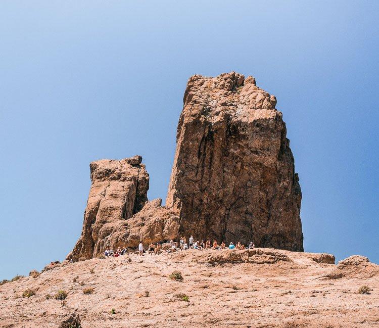 Ruta para saber qué ver en Gran Canaria en 7 días - Roque Nublo