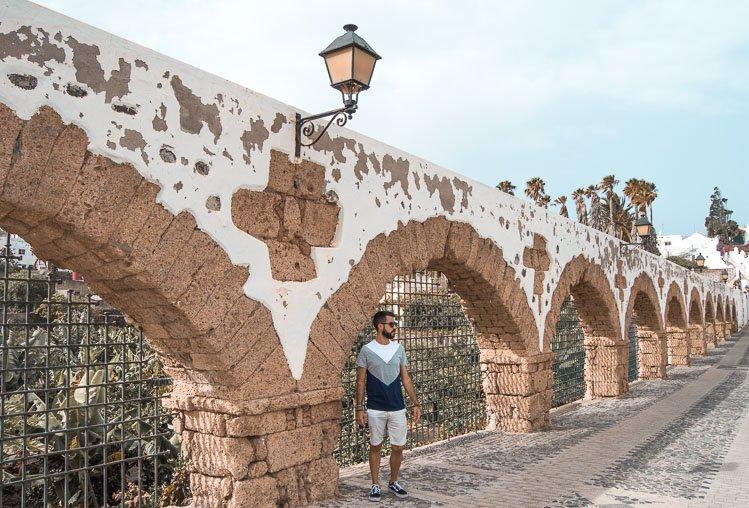 Pueblo de Telde, Gran Canaria