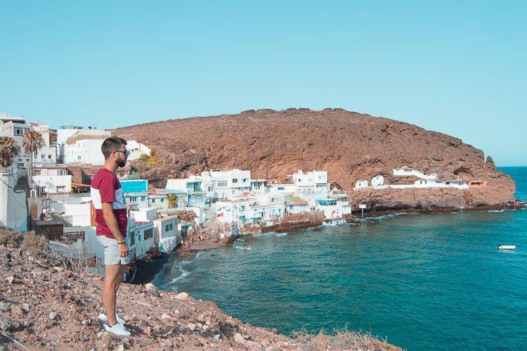 Ruta para saber qué ver en Gran Canaria en 7 días: Tufia