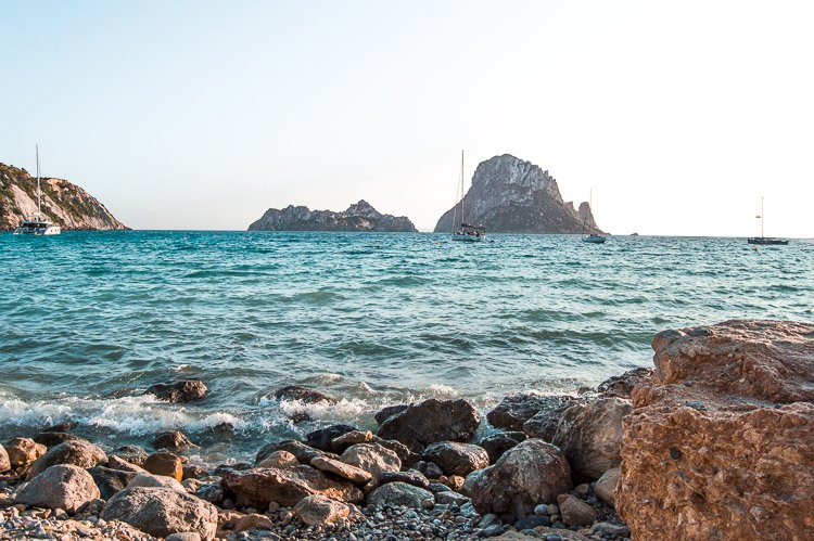 Qué ver en Ibiza en 4 días: Cala d´Hort