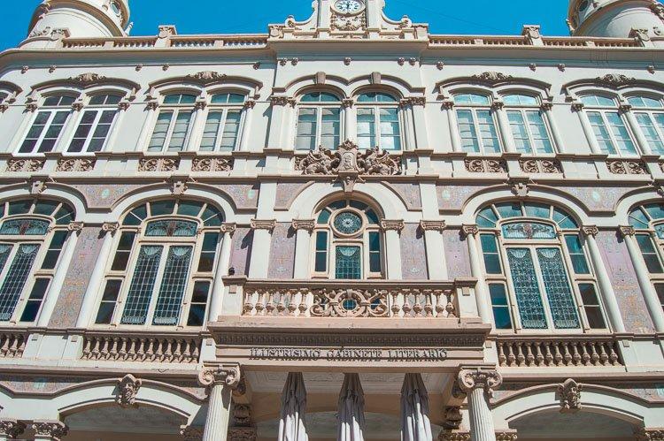 Qué ver en Las Palmas de Gran Canaria: Gabinete Literario