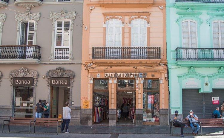 Calle Mayor de Triana - Qué ver en Las Palmas de Gran Canaria