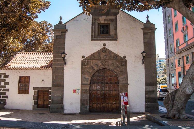 Ermita de San Telmo, Las Palmas