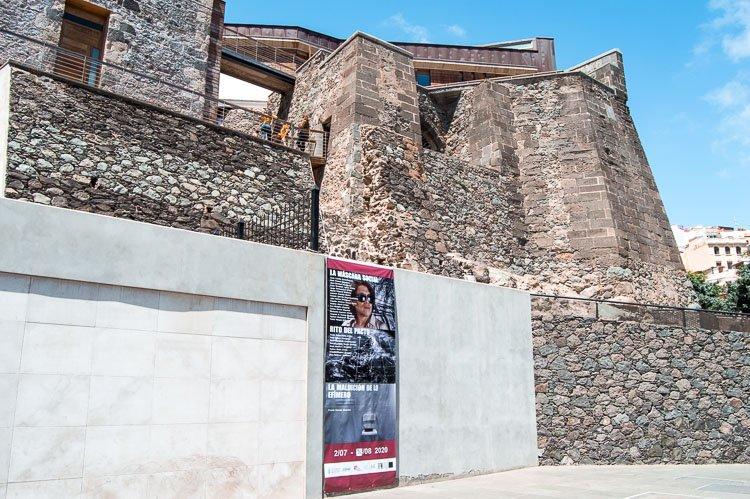 Qué ver en Las Palmas de Gran Canaria: Castillo de Mata