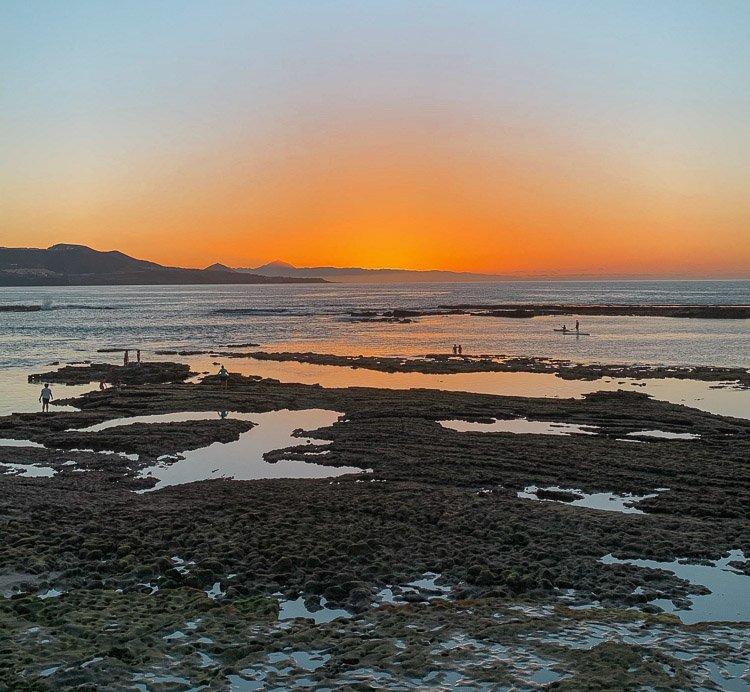 Playa de Las Canteras: Qué ver en Las Palmas de Gran Canaria