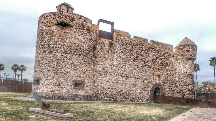 Castillo de la Luz, Las Palmas
