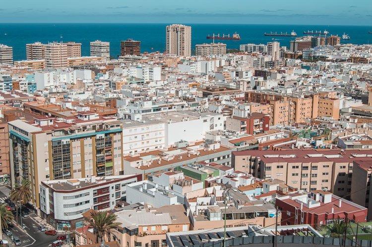 Mirador de Schamann, Las Palmas