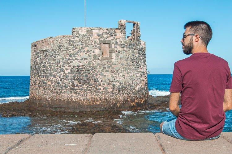 Castillo de San Cristóbal, Las Palmas