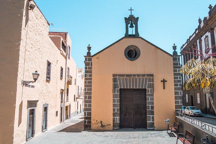 Ermita del Espíritu Santo, Las Palmas