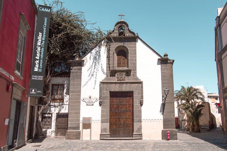 Ermita de San Antonio Abad. Las Palmas