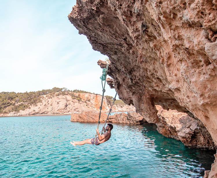 Qué ver en Ibiza en 4 días - Cala Xarraca