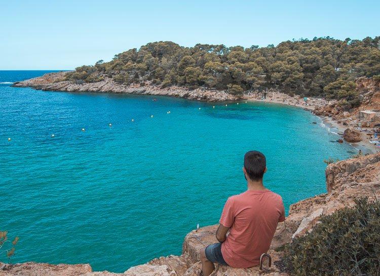 Qué ver en Ibiza en 4 días: Cala Saladeta