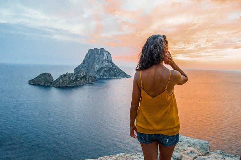 Dónde hacer las mejores fotos en Ibiza: Es Vedrá