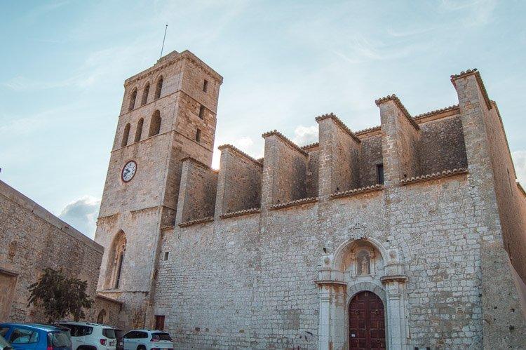 Catedral de Ibiza - Qué ver en Dalt Vila, centro de Ibiza ciudad