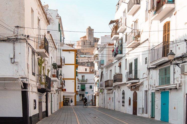Qué ver en Dalt Vila, centro de Ibiza ciudad