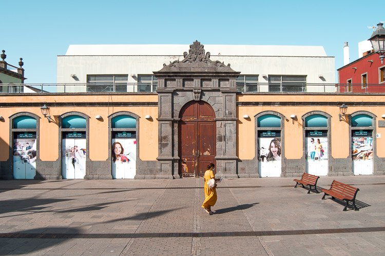 Antiguo Mercado de Arucas