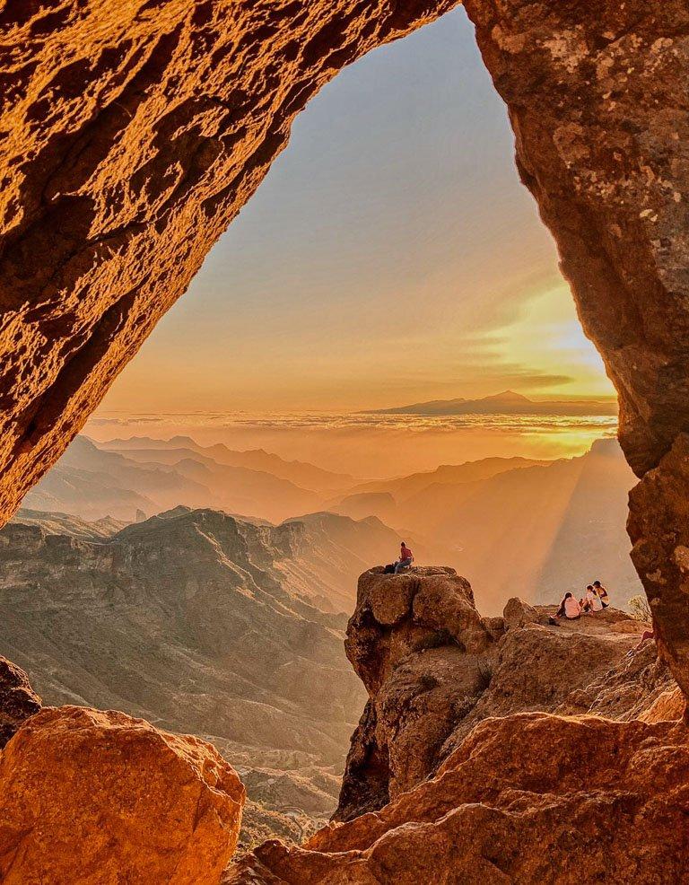 Dónde hacer las mejores fotos en Gran Canaria