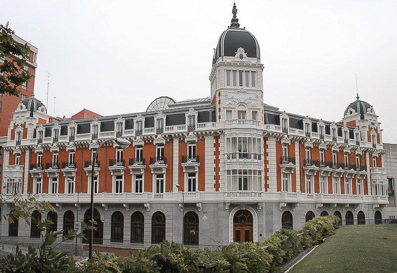 Edificio de la Compañía Asturiana de Minas - Madrid