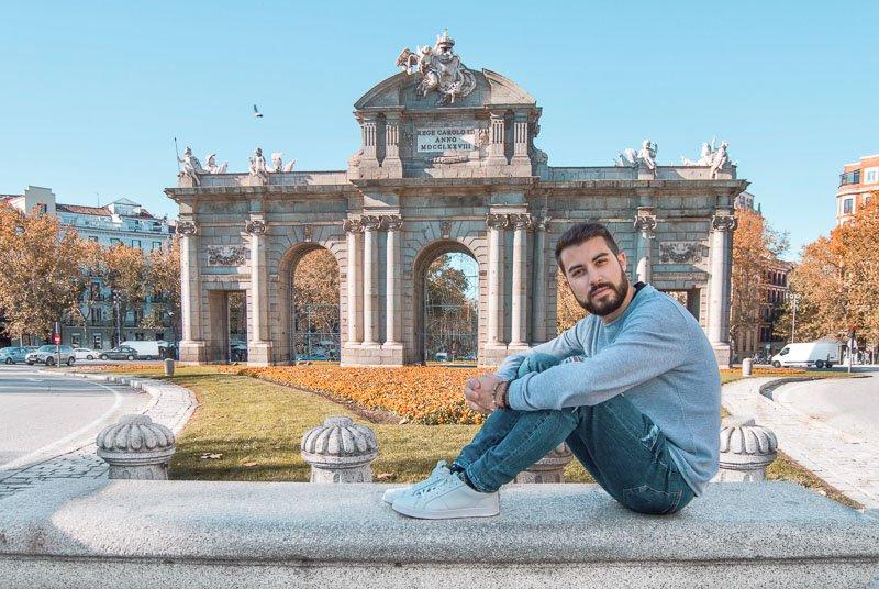 Qué ver en Madrid en 2 días - Puerta de Alcalá