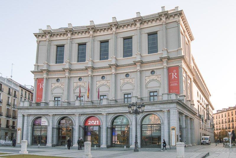 Teatro Real: Qué ver en Madrid en 2 días