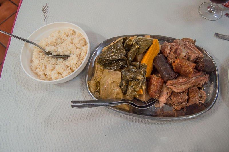 Cozido das Furnas, Sao Miguel