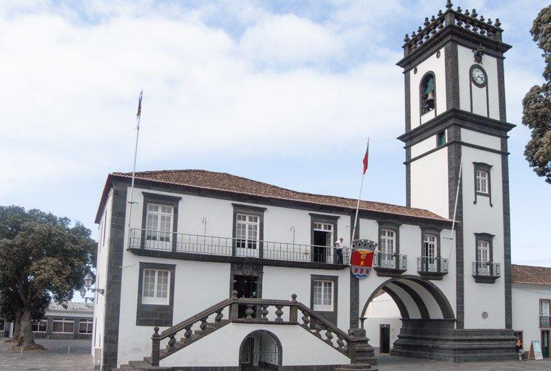 Ayuntamiento de Ribeira Grande