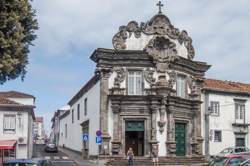Iglesia del Espíritu Santo de Ribeira Grande
