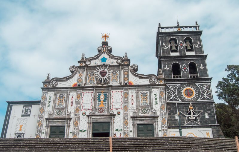 Qué ver y hacer en Ribeira Grande: Iglesia de Nossa Senhora da Estrela