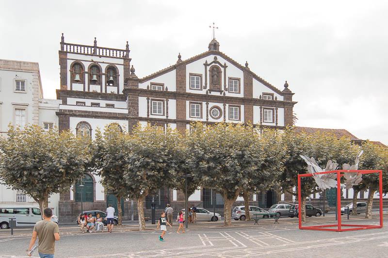 Qué ver y hacer en Ponta Delgada: Iglesia de San José