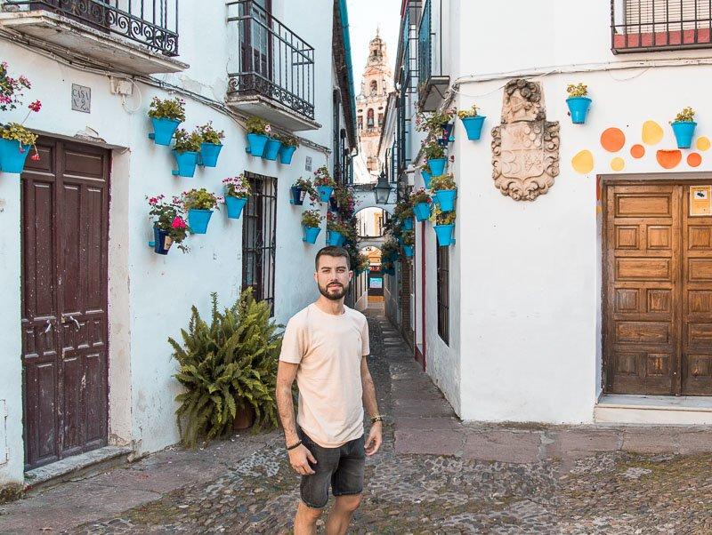 Qué ver en Córdoba en 2 días: Calleja de las Flores