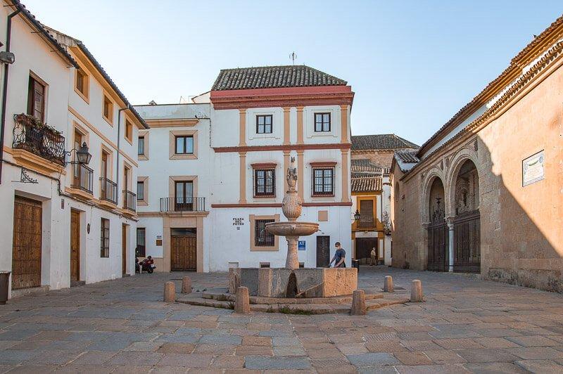 Qué ver en Córdoba en 2 días: Plaza del Potro