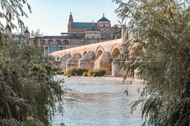 Puente Romano, una de las cosas que ver en Córdoba en 2 días