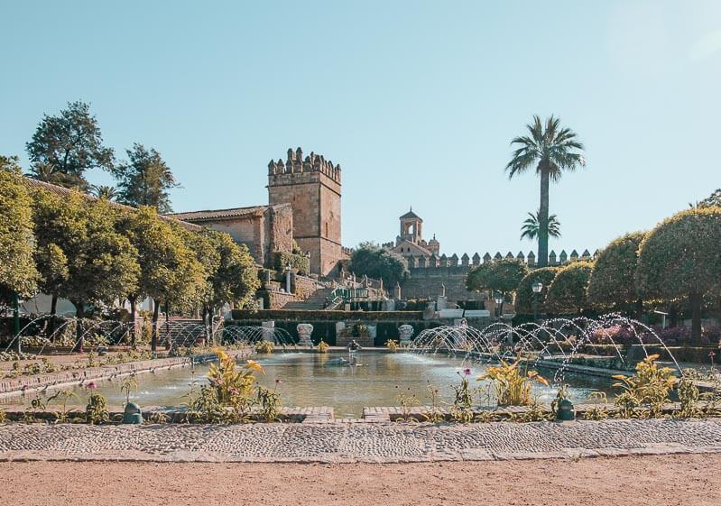 Qué ver en Córdoba en 2 días - Alcazar de los Reyes Cristianos
