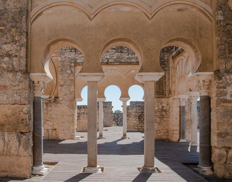 Qué ver en Córdoba en 2 días : Medina Azahara