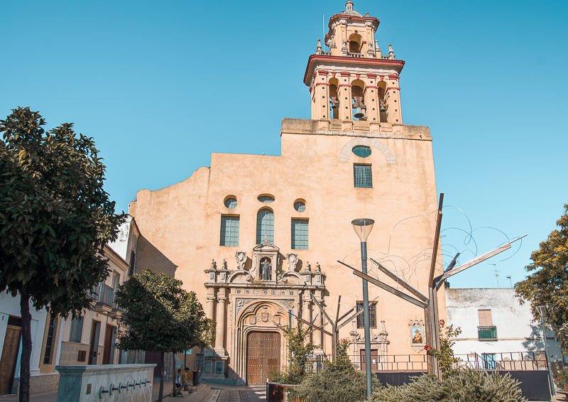 Iglesia San Agustín en Córdoba